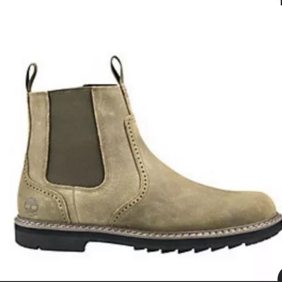 Mens Squall Canyon Waterproof Boots